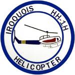 救護隊徽章-機種(HH-1H)