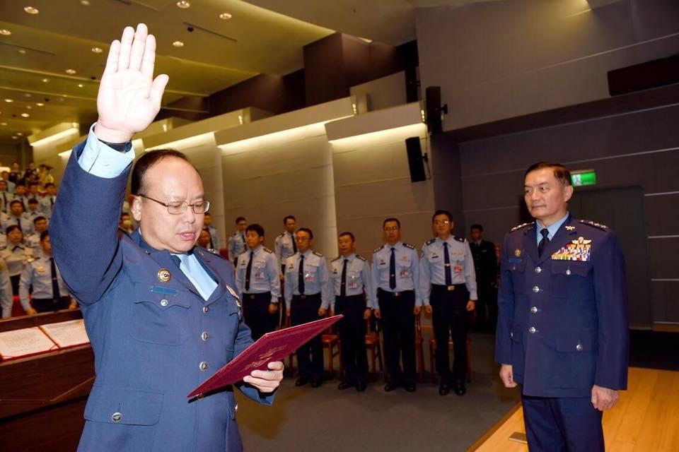 保修指揮部及中部地區人才招募中心新任主官布達典禮-2